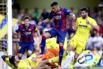 Laga antara Barcelona vs Villareal yang akan tersaji Senin (2/2/2015) dini hari WIB diprediksi akan berlangsung seru. Ist/dailymail.co.uk