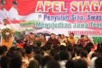 Menteri Pertanian Andi Amran Sulaiman di Solo, Rabu (25/2/2015). (Reza Fitriyanto/JIBI/Solopos)