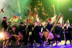 FOTO HUT KOTA SOLO : Solo Karnaval Kenang Terbentuknya Solo