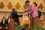 Penganugerahan gelar Keraton Solo di Jakarta, Kamis (26/2/2015). (JIBI/Solopos/Antara/Muhammad Adimaja)