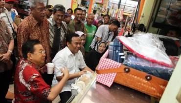Ngopi Bareng Menteri Perdagangan di BSD, Serpong, Banten, Sabtu (31/1/2016). (Rahmatullah/JIBI/Bisnis)