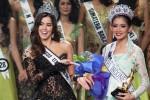 Putri Indonesia Anindya Kusuma Putri berasal dari Jateng, Jumat (20/2/2015). (JIBI/Solopos/Antara/Rosa Panggabean)