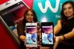 Peluncuran smartphone terbaru Wiko di Jakarta, Jumat (27/2/2015). (Abdullah Azzam/JIBI/Bisnis)