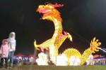 Festival Lampion Suzhou 2015 di Serpong, Rabu (18/2/2015) malam. (Rahmatullah/JIBI/Bisnis)