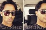 Gaya rambut terbaru Shaheer Sheikh (Instagram)