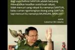 Gubernur DKI Ahok (Twitter.com/@negativisme)