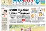 Halaman Soloraya Harian Umum Solopos edisi Kamis, 26 Februari 2015
