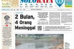 Halaman Soloraya Harian Umum Solopos edisi Sabtu, 28 Februari 2015