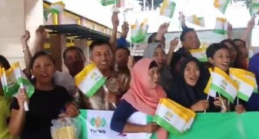 Ilustrasi sales marketing Tiens Indonesia (Youtube)