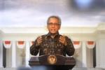 Iwan Fals di Istana Merdeka, Jakarta, Jumat (27/2/2015). (JIBI/Solopos/Antara/Yudhi Mahatma)