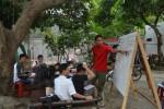 Ilustrasi suasana belajar di Kampung Inggris Pare (www.kaskus.co.id)