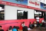 Calon penumpang Lion Air telantar di Bandara Soetta, Jumat (20/2/2015). (JIBI/Solopos/Antara/Muhammad Iqbal)