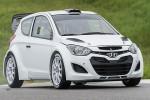 Mobil Reli Hyundai i20 WRC (JIBI/Solopos/Antara)