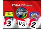 Prediksi salah satu netizen untuk Inter Island Cup 2014 (Twitter.com/@Orneryldham)
