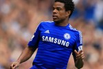 Gelandang Chelsea Loic Remy tak kecewa golnya membawa kemenangan. Ist/skysport.com