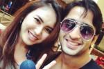 Shaheer Sheikh dan Ayu Ting Ting (Instagram)