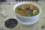 Sop buntut Dapoer Kedhaton Solo dengan sambal kecap (Dok/JIBI/Solopos)