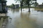 BANJIR SUKOHARJO : Kebanjiran, Warga Tambahrejo Protes Tak Diperhatikan Pemerintah