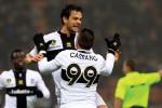 Antonio Cassano dan sejumlah kawan setimnya meninggalkan Parma akibat krisis keungan klub. Ist/dok
