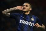 INTER MILAN VS PALERMO : Inter Sukses Taklukkan Palermo 3-0, Icardi Sumbang Dua Gol