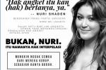 Nuri Shaden Dibully (Istimewa/Twitter.com)