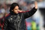 KARIER PELATIH : Inzaghi Terancam Dipecat dari AC Milan