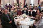 Puan Maharani (dua dari kiri) bersama Fahri Hamzah, Prabowo Subianto, Hatta Rajasa, dan Aburizal Bakrie. (Istimewa/Twitter)