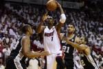 Miami Heat Tundukkan Detroit Pistons (Reuters)