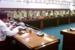 Sejumlah pekerja Trans Jogja mengadu nasib ke DPRD DIY, Senin (2/2/2015). (JIBI/Harian Jogja/Ujang Hasanudin)