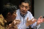 Pertemuan perwakilan Bardral Urayasu dengan PSSI (PSSI)