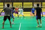 Tim Indonesia Jalani Latihan Pertama (Badmintonindonesia.org)