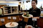 The Sunan Hotel siapkan menu Earth Hour, Jumat (27/3/2015). (Sunaryo Haryo Bayu/JIBI/Solopos)