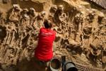 KISAH UNIK: Ratusan Kerangka Manusia Ditemukan di Bawah Supermarket