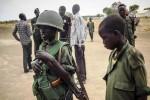 Bocah-bocah Sudan yang dijadikan tentara (aa.com.tr)