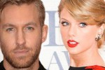 Calvin Harris dan Taylor Swift (Dailyrecord.co.uk)