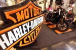 Pameran Harley-Davidson di Bandung, belum lama ini. (Rachman/JIBI/Bisnis)