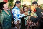 Panggangan saat tedak siten cucu Sultan Jogja, Minggu (1/3/2015). (Desi Suryanto/JIBI/Harian Jogja)
