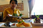 Hidangan dari menu baru Hotel Sahid Jaya, Selasa (3/3/2015). (Sunaryo Haryo Bayu/JIBI/Solopos)