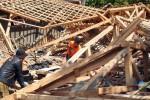 BENCANA WONOGIRI : Pasutri Warga Gambirmanis Terluka Akibat Angin Ribut