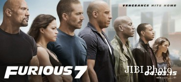 Poster film Fast and Furious 7 (Istimewa)