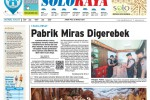 Halaman Soloraya Harian Umum Solopos edisi Jumat, 20 Maret 2015