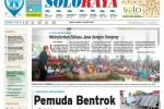 Halaman Soloraya Harian Umum Solopos edisi Jumat, 27 Maret 2015