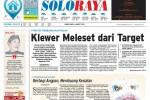 Halaman Soloraya Harian Umum Solopos edisi Jumat, 6 Maret 2015