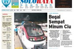 Halaman Soloraya Harian Umum Solopos edisi Rabu, 11 Maret 2015