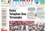 Halaman Soloraya Harian Umum Solopos edisi Sabtu, 28 Maret 2015