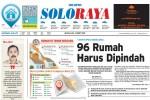Halaman Soloraya Harian Umum Solopos edisi Selasa, 3 Maret 2015