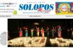 Halaman depan Harian Umum Solopos edisi Minggu, 29 Maret 2015
