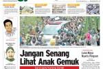 Harian Jogja Hari Ini Edisi Minggu Pahing, 29 Maret 2015 (JIBI/Harian Jogja/dok)