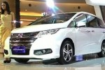 Honda All New Odyssey. (Antara)