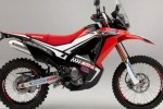 Honda CRF250 Rally (Omnimoto.it)
